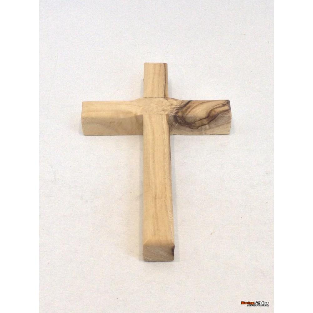 Olive Wood  Cross from Holy Land Bethlehem