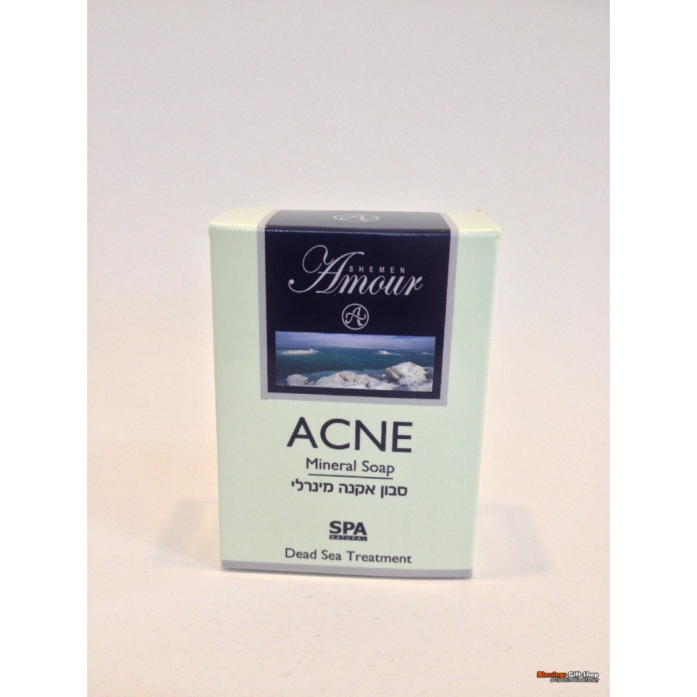 Dead Sea Acne Soap