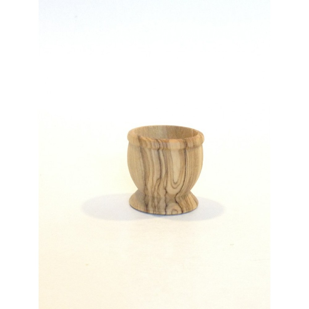Olive Wood Mini Cup