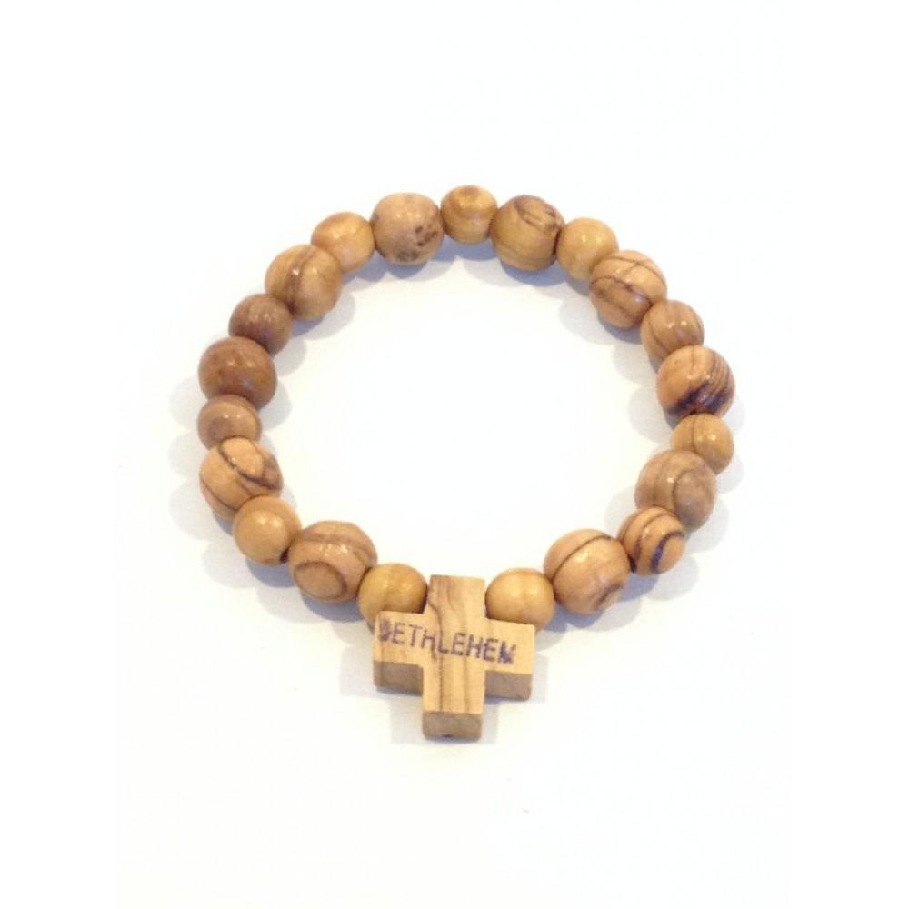 Olive Wood Bracelet