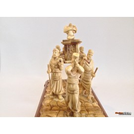 Olive Wood Ark of Covenants-Master Piece