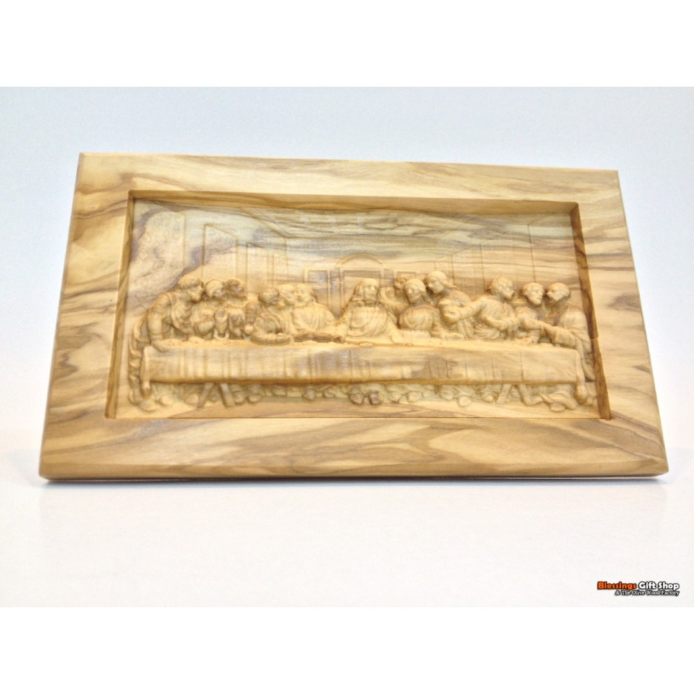 Olive Wood Last Supper-Master piece