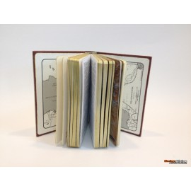 Mother Of Pearl Bible-English
